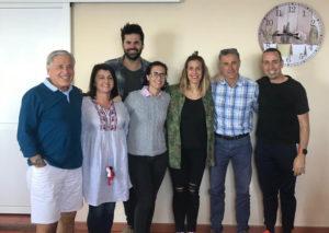 Junta Directiva Sociedad Tagoro 2019-2022