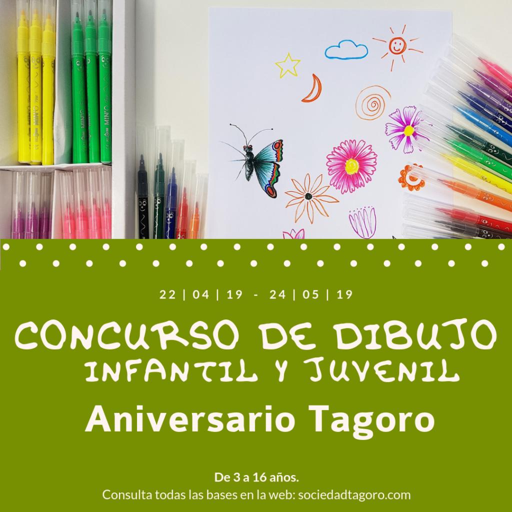 Concurso de Dibujo Infantil y Juvenil