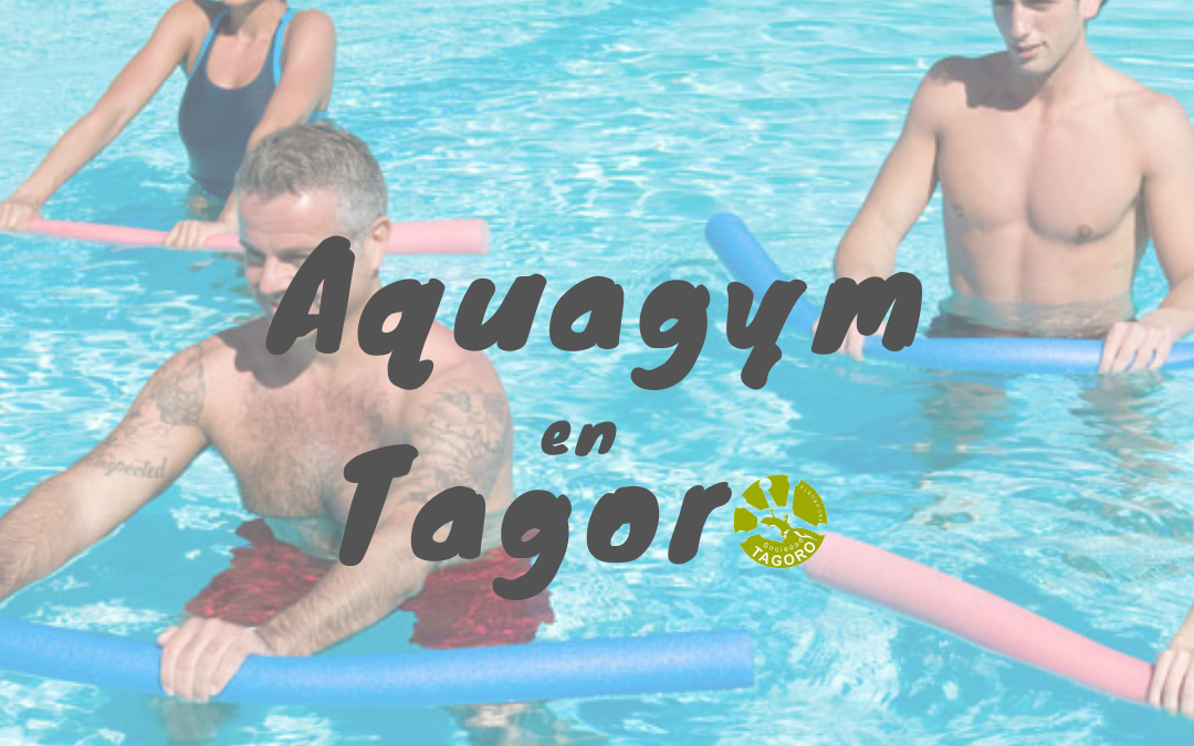 Comienzo Aquagym