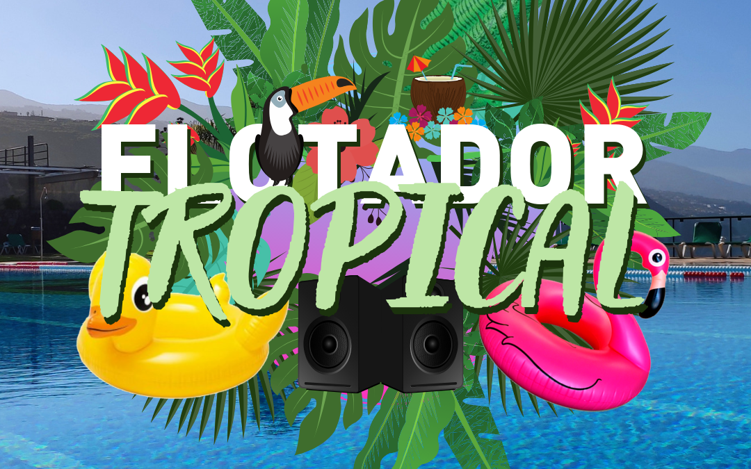 Fiesta Flotador Tropical