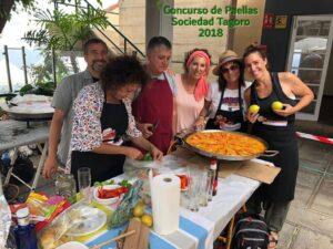 Concurso de Paellas Tagoro 2018