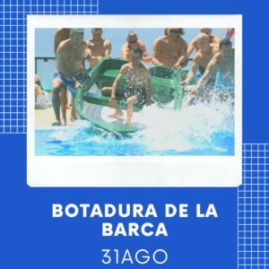 Botadura del Barco