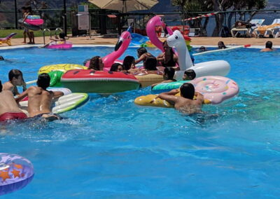 Fiesta Flotador Tropical Sociedad Tagoro 00002