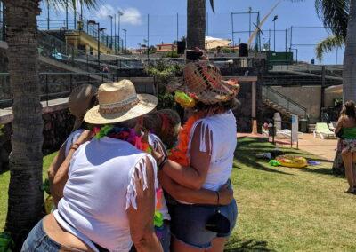 Fiesta Flotador Tropical Sociedad Tagoro 00014