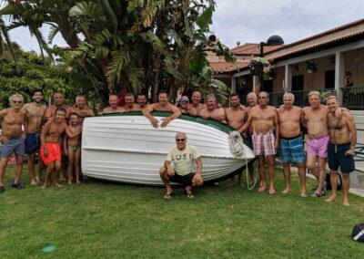 Botadura de la barca 2019 Sociedad Tagoro 00002