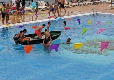 Botadura de la barca 2019 Sociedad Tagoro 00004