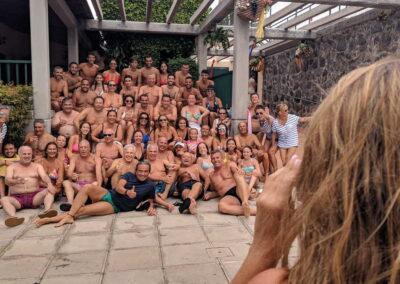 Botadura de la barca 2019 Sociedad Tagoro 00015