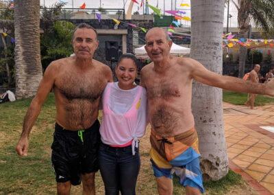 Botadura de la barca 2019 Sociedad Tagoro 00020