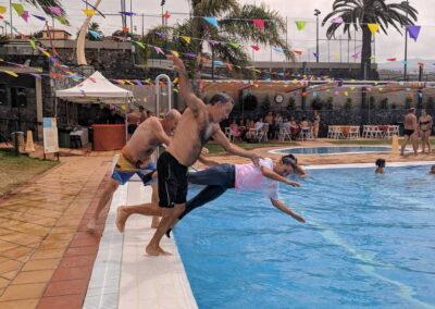 Botadura de la barca 2019 Sociedad Tagoro 00021