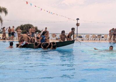 Botadura de la barca 2019 Sociedad Tagoro 00024
