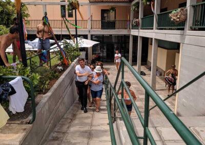 Botadura de la barca 2019 Sociedad Tagoro 00028