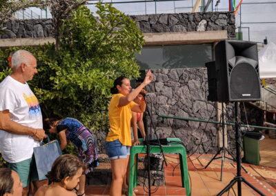 Botadura de la barca 2019 Sociedad Tagoro 00035