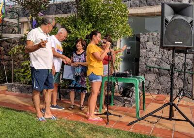 Botadura de la barca 2019 Sociedad Tagoro 00036