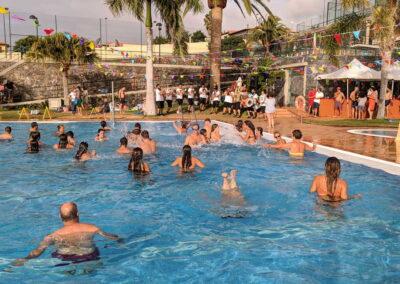 Botadura de la barca 2019 Sociedad Tagoro 00043
