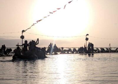 Botadura de la barca 2019 Sociedad Tagoro 00050