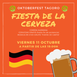 Fiesta de la cerveza | Oktoberfest Tagoro