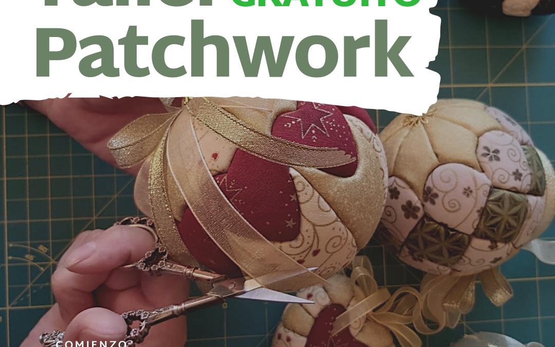 Talleres patchwork en Sociedad Tagoro