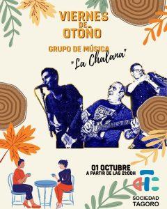 Los Chalanas   Música en vivo